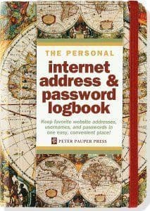 Old World Internet Log Book
